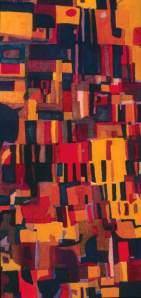 Coushatta : Oil on Canvas 2004
