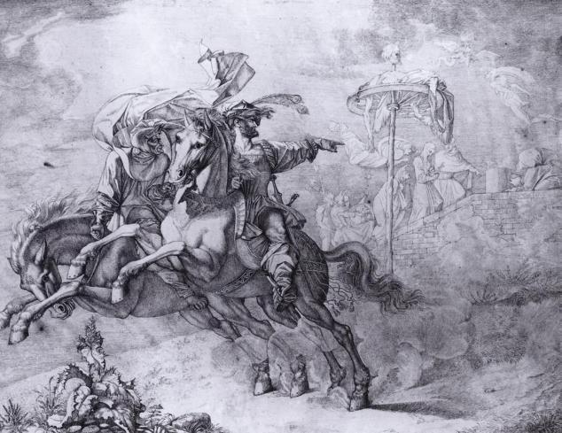 Peter_von_Cornelius_-_The_Vision_of_the_Rabenstein_-_WGA05275