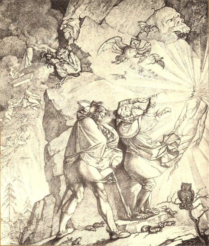 Walpurgisnacht Peter Cornelius Faust